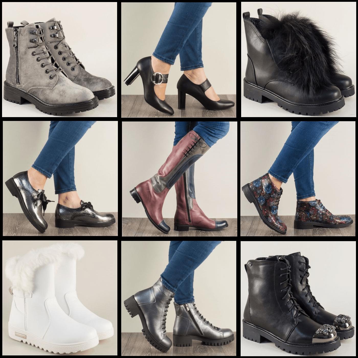0a107ec4904 Топ тенденции при обувките за сезон есен- зима 2017/2018