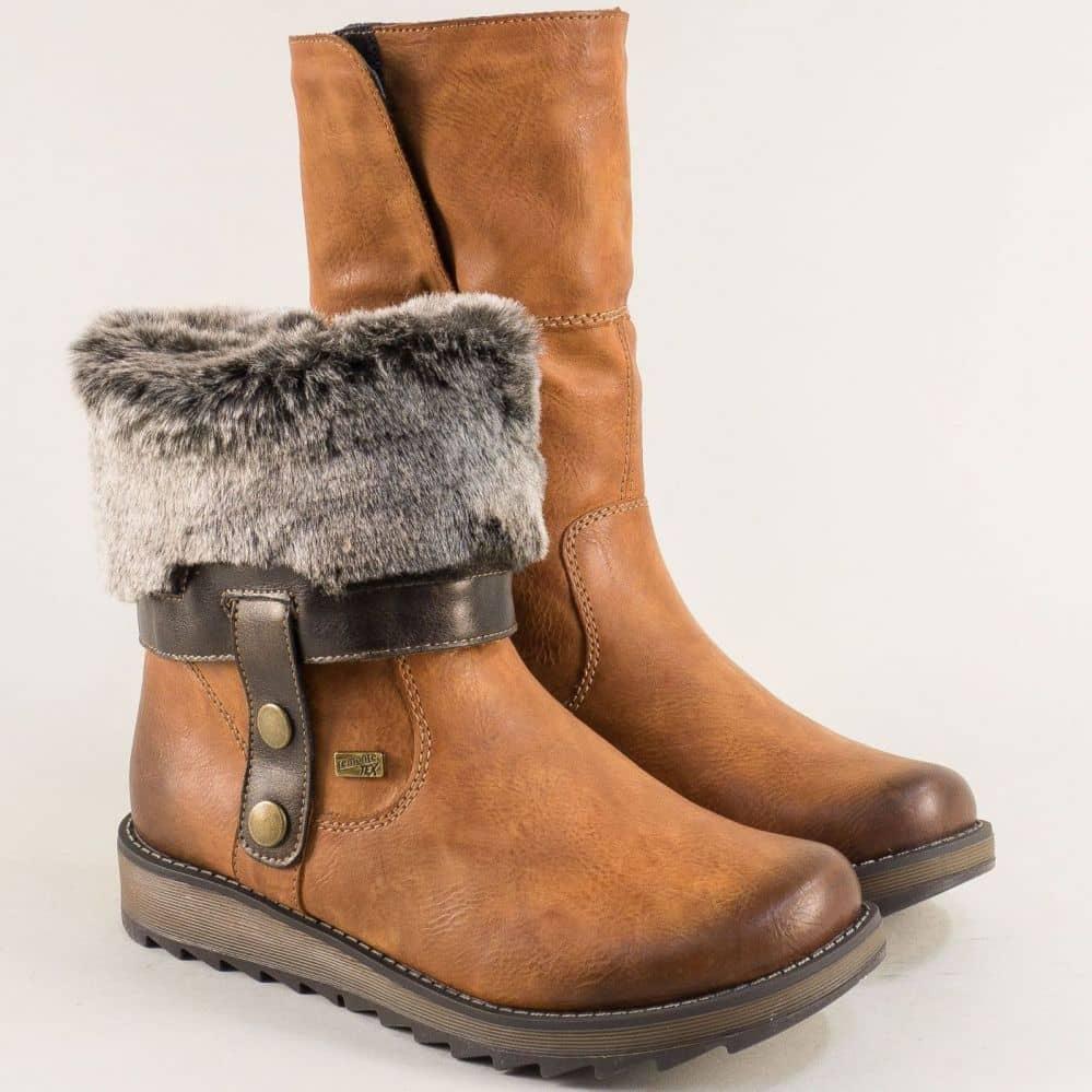 Дамски обувки, боти ботуши есен- зима 2019- 2020